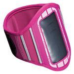 iPod・iPhone アームバンドスポーツケース(ピンク)