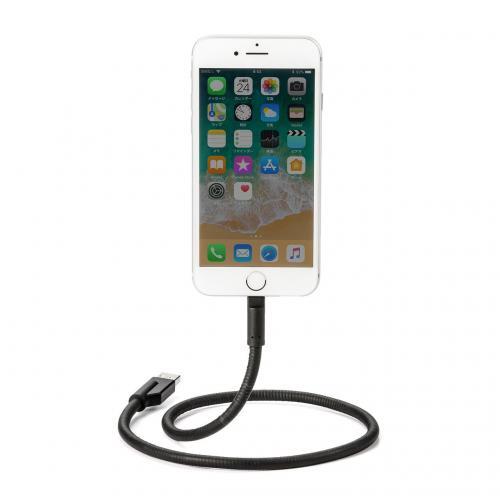 3d49363c8e ライトニングケーブル(フレキシブルケーブル・Apple MFi認証品・充電・同期・60cm