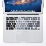 MacBook Air 13.3インチ用シリコンキーボードカバー(JISタイプ)