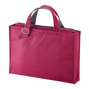 カジュアルPCバッグ(13.3型ワイド対応・ピンク)