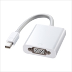Mini DisplayPort-VGA変換アダプタ